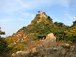 盘山顶峰 - Summit of Mount Panshan - 2015.10 - panoramio.jpg