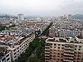 雨润大酒店看福鼎 - Fuding County Seen from Yurun Hotel - 2015.05 - panoramio.jpg