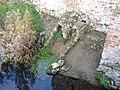 -2020-12-01 Castle latrine drains, Baconsthorpe Castle.JPG