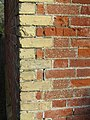 -2021-02-28 Brickwork, Former Felmingham Station Building, Weavers Way, Felmingham.JPG