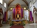 0176jfSaint Francis Church Tree Meycauayan Heritage Belfry Bulacanfvf 19.JPG