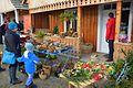 02013 Sanok Weihnachtsmarkt während der Adventszeit, im Freilichtmuseum Sanok. c.JPG