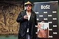 02014. Jan Nowicki als Autor auf der Burg zu Sanok, Foto von Silar.jpg