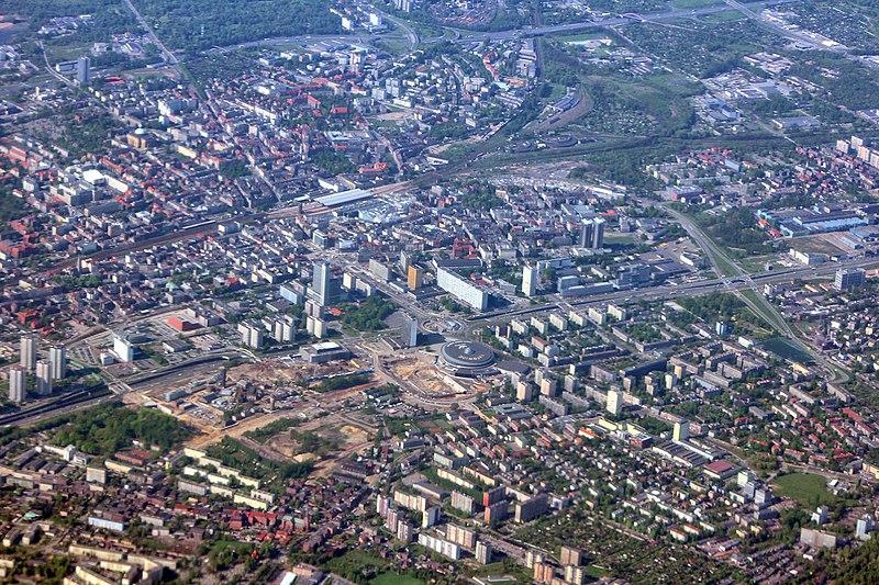 katowice poland history: