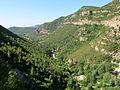 041 Cingles del Perer i vall del Tenes, des de Sant Miquel del Fai.JPG