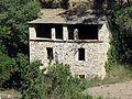 048 Molí del Ferrer (Vallfogona de Riucorb), des del carrer de la Costa.jpg