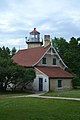 076-Eagle Bluff Lighthouse; Peninsula State Park; Fish Creek, Wisconsin; July 7, 2016.jpg