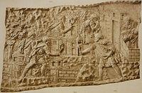 090 Conrad Cichorius, Die Reliefs der Traianssäule, Tafel XC.jpg