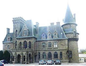 093 Le château de Ker Stears (Cours Fénélon).JPG