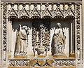 0 Château de Pierrefonds - Haut-relief de l'Annonciation.JPG