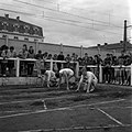 10.03.1962. J. Salut au départ du 100 m. (1962) - 53Fi4640.jpg