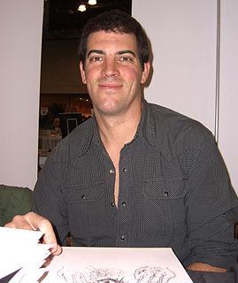 Leandro Fernández (artist) Argentine comic book artist