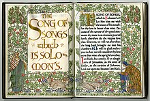 Song of Songs illustrated by Florence Kingsford, 1902