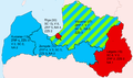 11th Saeima electoral district results.png