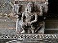 11th century Panchalingeshwara temples group, Kalyani Chalukya, Sedam Karnataka India - 19.jpg