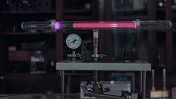 plasma discharge formation