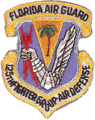 125th Fighter Wing - Emblem of the 125th FIS