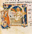 14th-century painters - Antiphonary (Folio 152r) - WGA15975.jpg