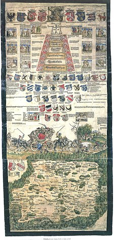 Klaudianova Mapa Wikipedie