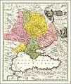 1720 map of the Black Sea Reion by Johann Baptist Homann.jpg