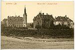 17283-Grimma-1914-Post und Leipziger Straße-Brück & Sohn Kunstverlag.jpg
