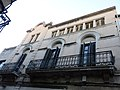 172 Casa Saumell, c. Santa Magdalena (Vilafranca del Penedès).JPG