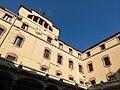 17 Presó Model (Barcelona), pati d'entrada.jpg