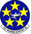 17 Training Support Sq emblem.png