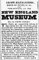 1819 May6 NewEnglandMuseum BostonDailyAdvertiser.png