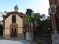 184 Pavellons de la finca Güell, av. de Pedralbes 15 (Barcelona).jpg