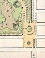 1868 Vaux ^ Olmstead Map of Central Park, New York City - Geographicus - CentralPark-CentralPark-1869 (Cropped & Rotated).jpg