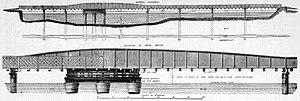 Port of Grimsby - 1872 swing bridge