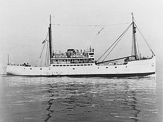 USCGC <i>North Star</i> (WPG-59)