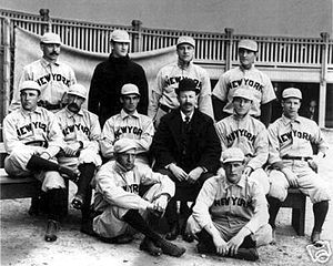 1900 New York Giants season - The 1900 New York Giants
