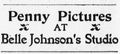 1901 Publicité studio Belle johnson.png