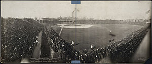 1906 World Series - Game 5 at West Side Park.