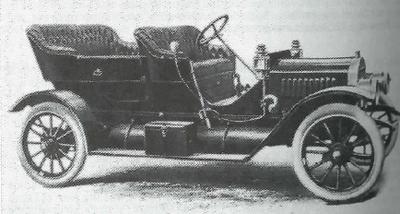 1910 Lambert model 36