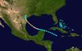 1912 Atlantic hurricane 6 track.png