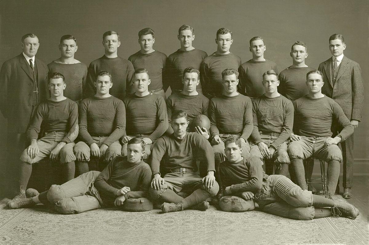 Alfred State University >> 1912 Michigan Wolverines football team - Wikipedia