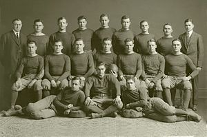 1912 Michigan Wolverines football team - Image: 1912 Michigan Wolverines football team