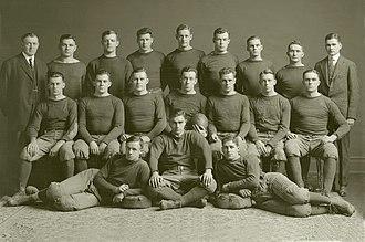 1912 Michigan Wolverines football team - Image: 1912 Michigan Wolverines football team