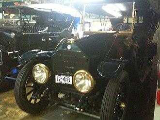 "Stoddard-Dayton - 1912 Stoddard-Dayton ""Knight"" Seven-Passenger Touring"