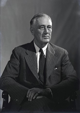 Twenty-second Amendment to the United States Constitution - Franklin D. Roosevelt, elected to four terms, was president from 1933 until his death in 1945
