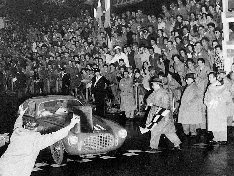 File:1952-05-04 Mille Miglia Ferrari 250S sn0156ET Bracco Rolfo wins.jpg