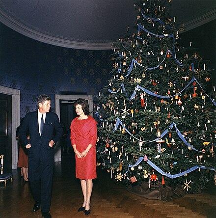 White House Christmas tree - Wikiwand