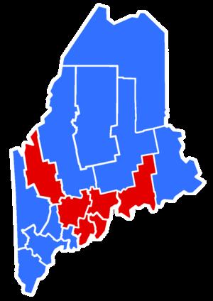 Maine gubernatorial election, 1966 - Image: 1966Maine Gubernatorial