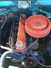 1966 Rambler Classic 550 two-door sedan at 2015 AACA Eastern Regional Fall Meet 09of12.jpg