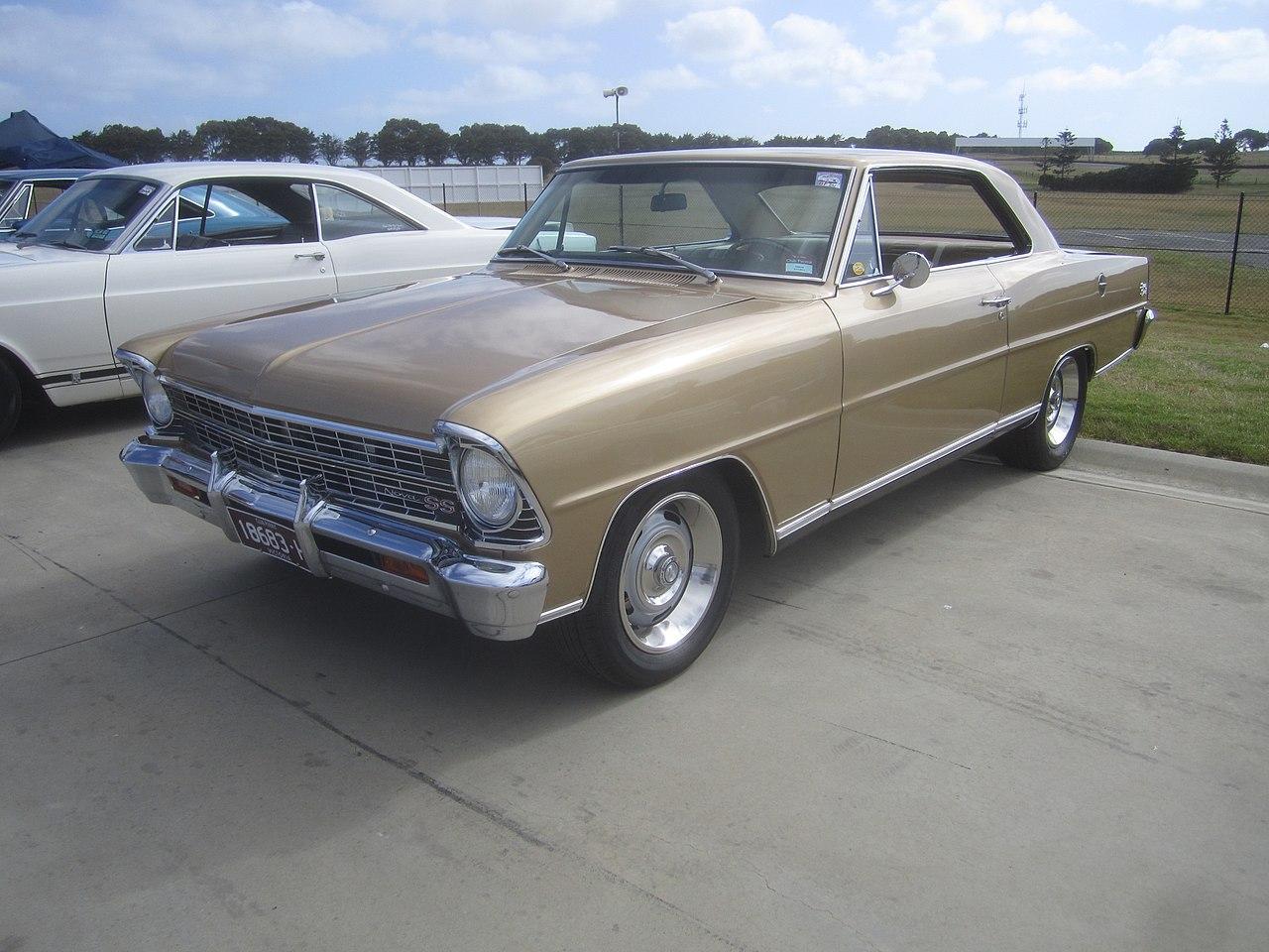 All Chevy black chevy nova ss : File:1967 Chevrolet Nova SS Sports Coupe (8365125327).jpg ...