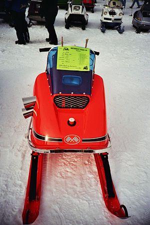 Moto-Ski - 1970 Moto-Ski SM