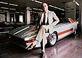 1976 Nuccio Bertone on Alfa Navajo.jpg